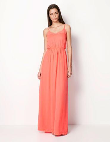 bd31f4250342 Bershka Φορέματα Άνοιξη Καλοκαίρι 2013