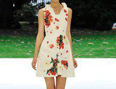 Καλοκαιρινά Φορέματα Erdem 2011 - Καλοκαιρινά Φορέματα Erdem 2011