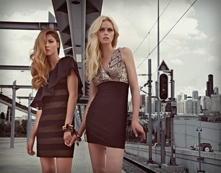 BSB collection winter 2011 27 - Φορέματα BSB Φθινόπωρο Χειμώνας 2011 2012