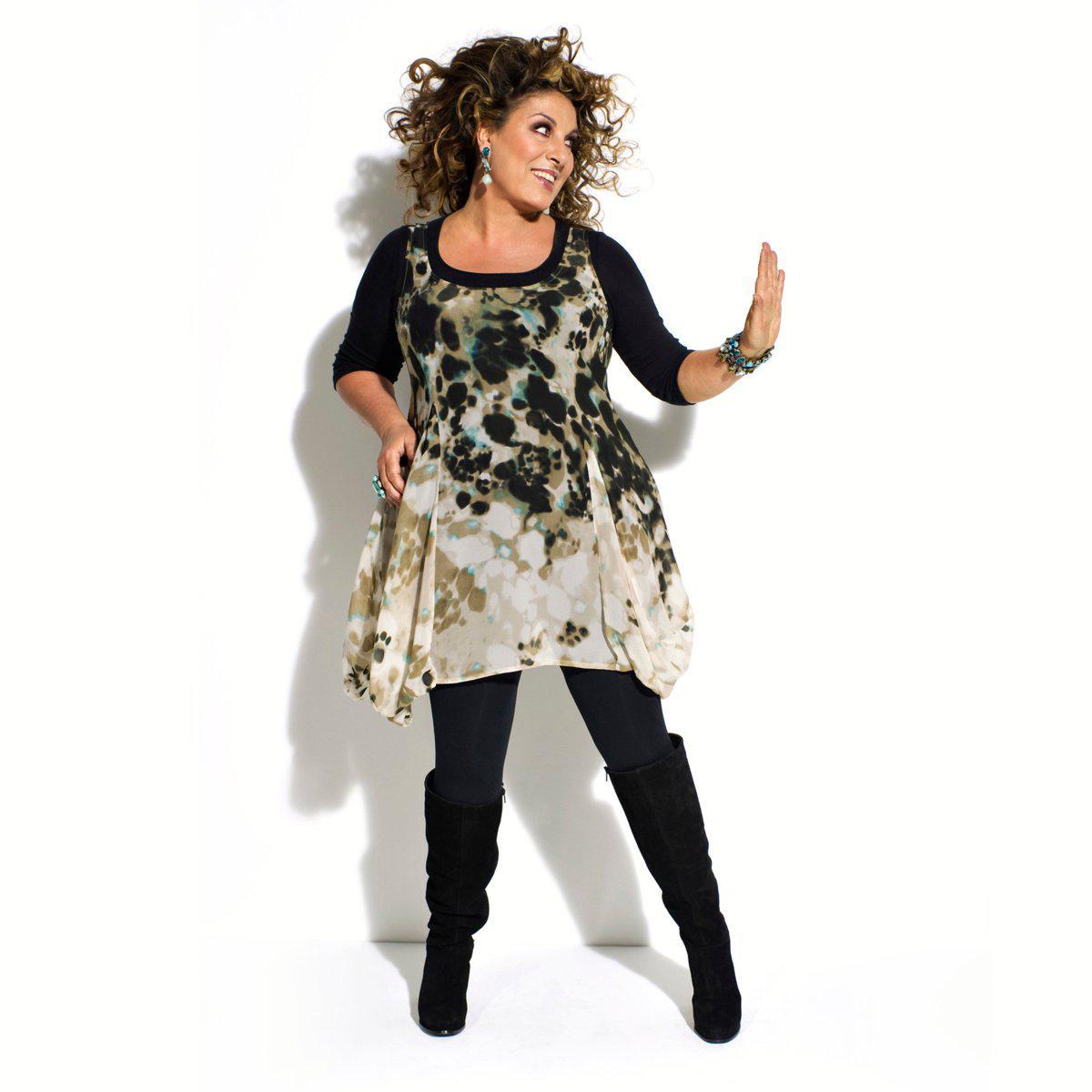 bradyna foremata 189 - Φορεματα Μεγαλα Μεγεθη Φθινόπωρο Χειμώνας 2011 κωδ. 324228094