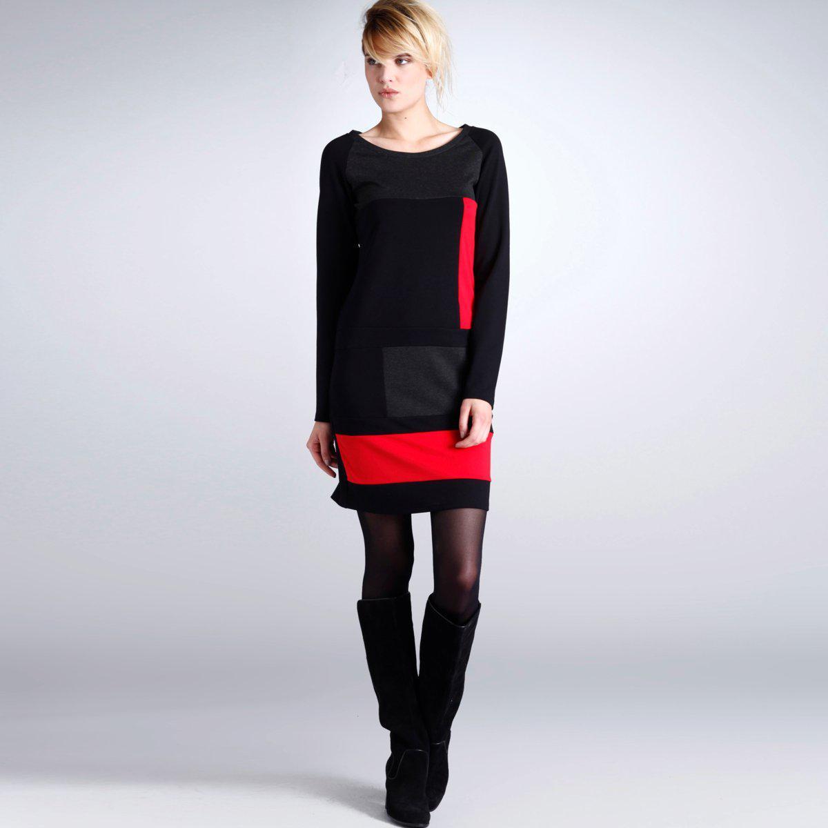 87144a9d9e17 Φορεματα La Redoute Φθινόπωρο Χειμώνας 2011 κωδ. 324245581
