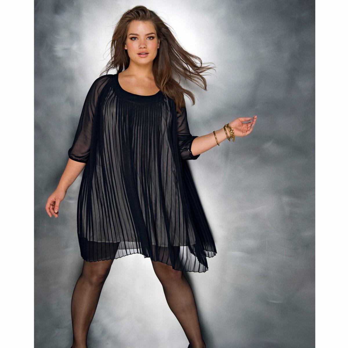 bradyna foremata 204 - Βραδυνα Φορεματα Μεγαλα Μεγεθη Φθινόπωρο 2011 κωδ. 324245144