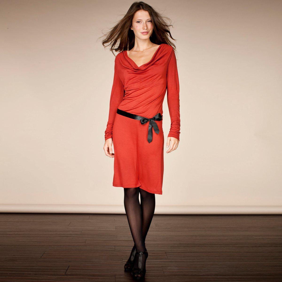 bradyna foremata 230 - Βραδυνα Φορεματα LaRedoute Φθινόπωρο 2011 Κωδ. 324259876