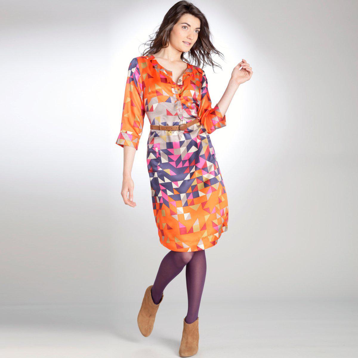 bradyna foremata 242 - Βραδυνα Φορεματα LaRedoute Φθινόπωρο 2011 Κωδ. 324213050