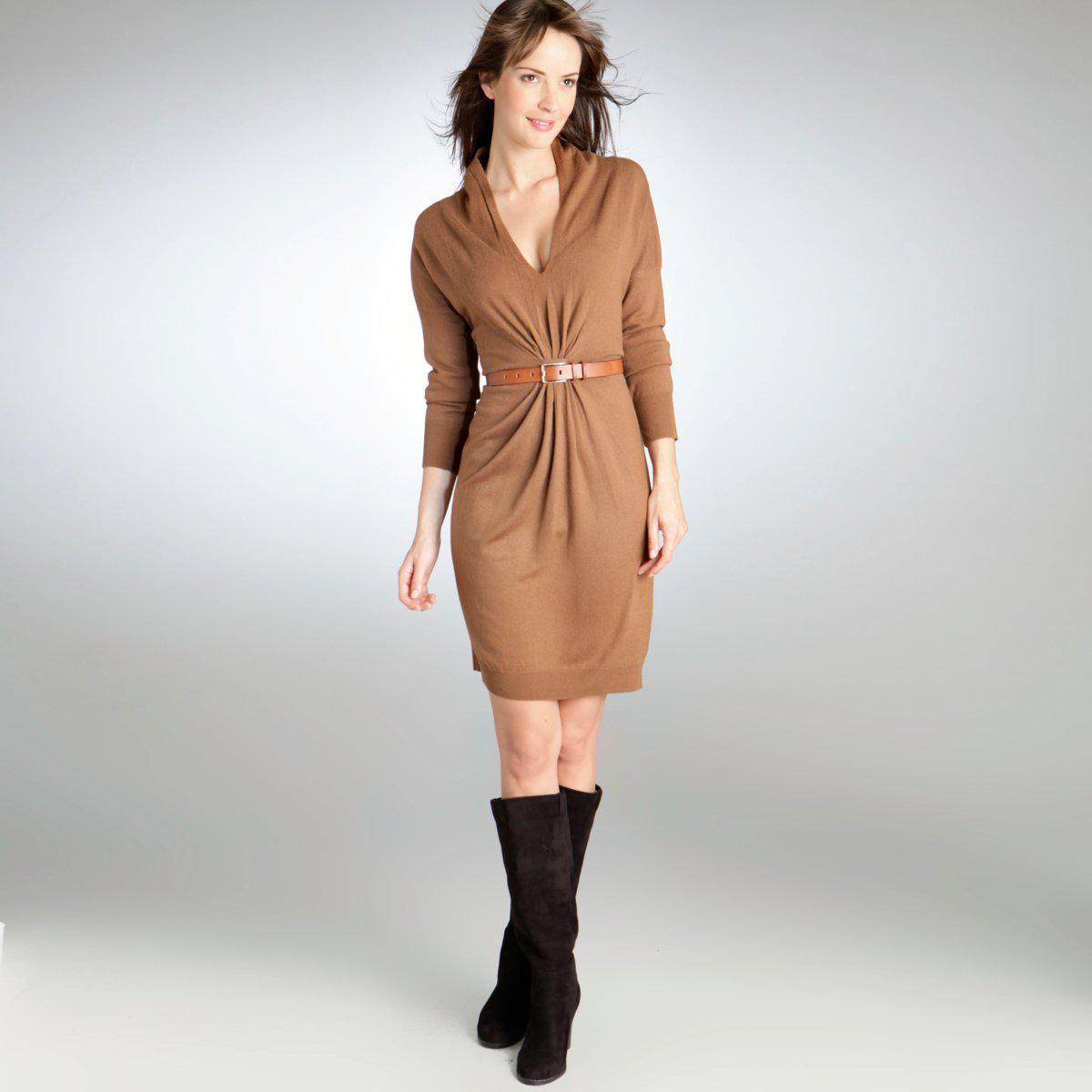 bradyna foremata 245 - Βραδυνα Φορεματα LaRedoute Φθινόπωρο 2011 Κωδ. 324212935