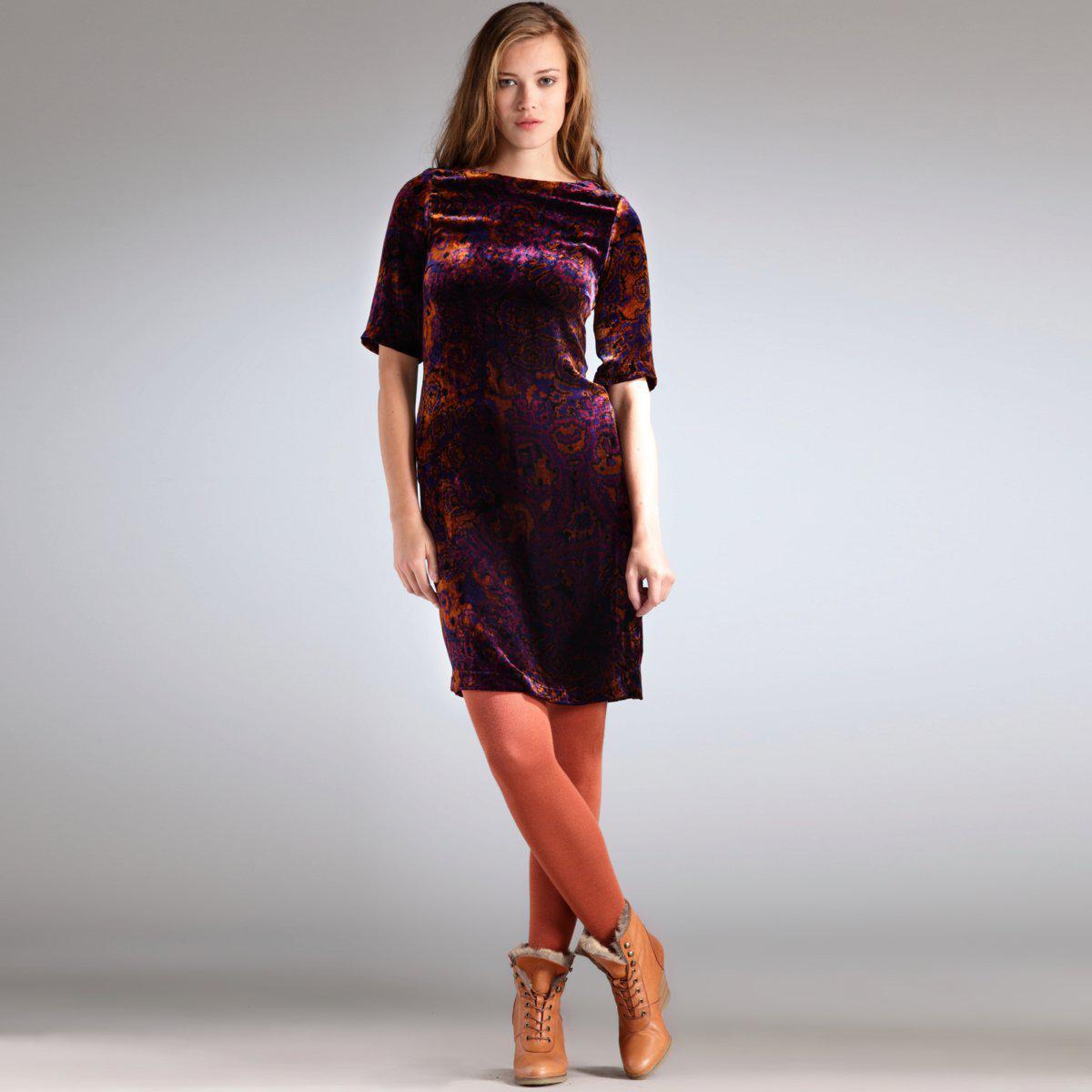 bradyna foremata 258 - Βραδυνα Φορεματα LaRedoute Φθινόπωρο 2011 Κωδ. 324209754