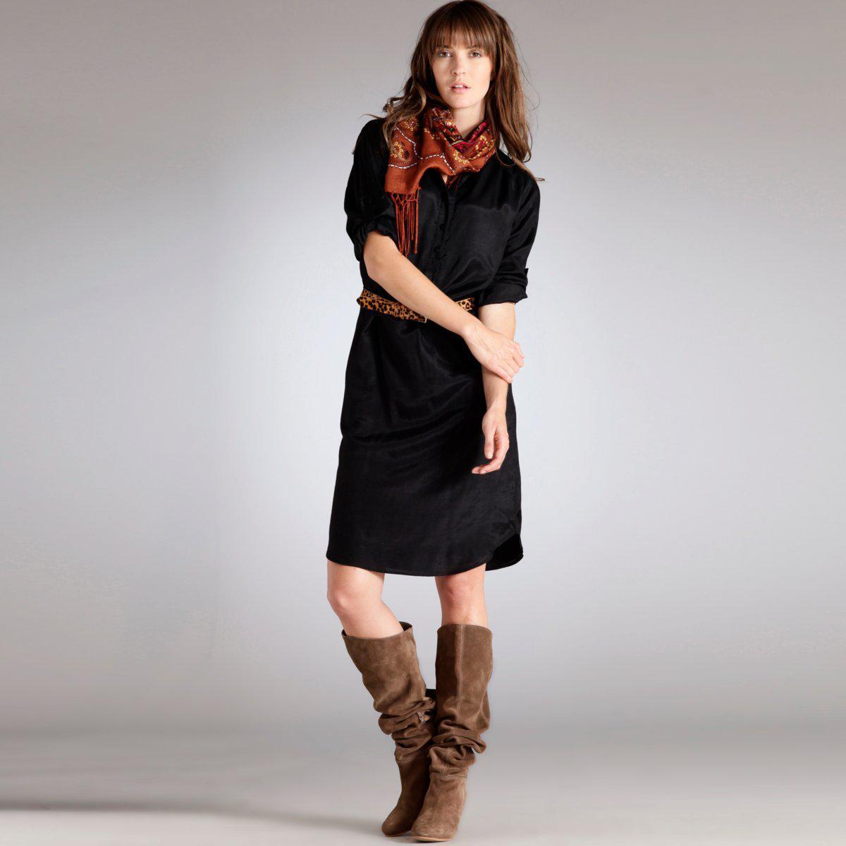 bradyna foremata 262 - Βραδυνα Φορεματα LaRedoute Χειμώνας 2012 Κωδ. 324209642