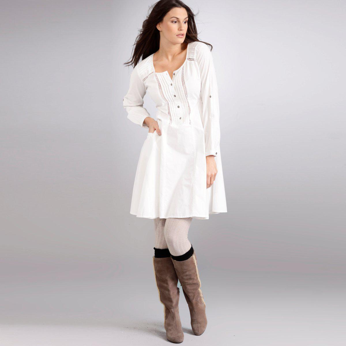 bradyna foremata 268 - Βραδυνα Φορεματα LaRedoute Χειμώνας 2012 Κωδ. 324206606