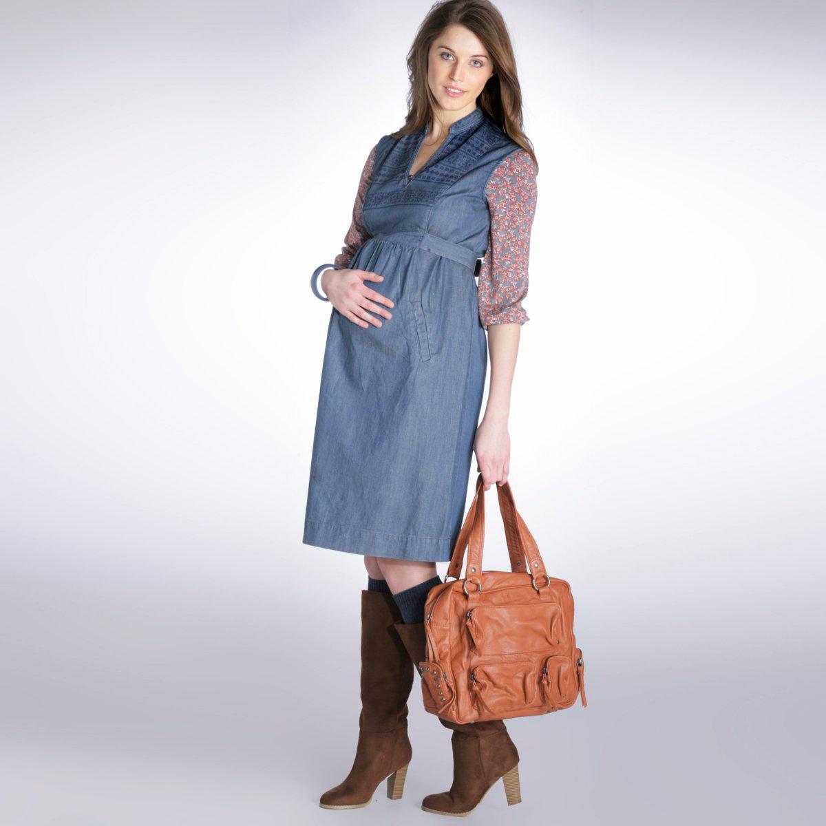 Βραδυνα Φορεματα εγκυμοσύνης Χειμώνας 2012 Κωδ. 324205655 776ae8eca2b