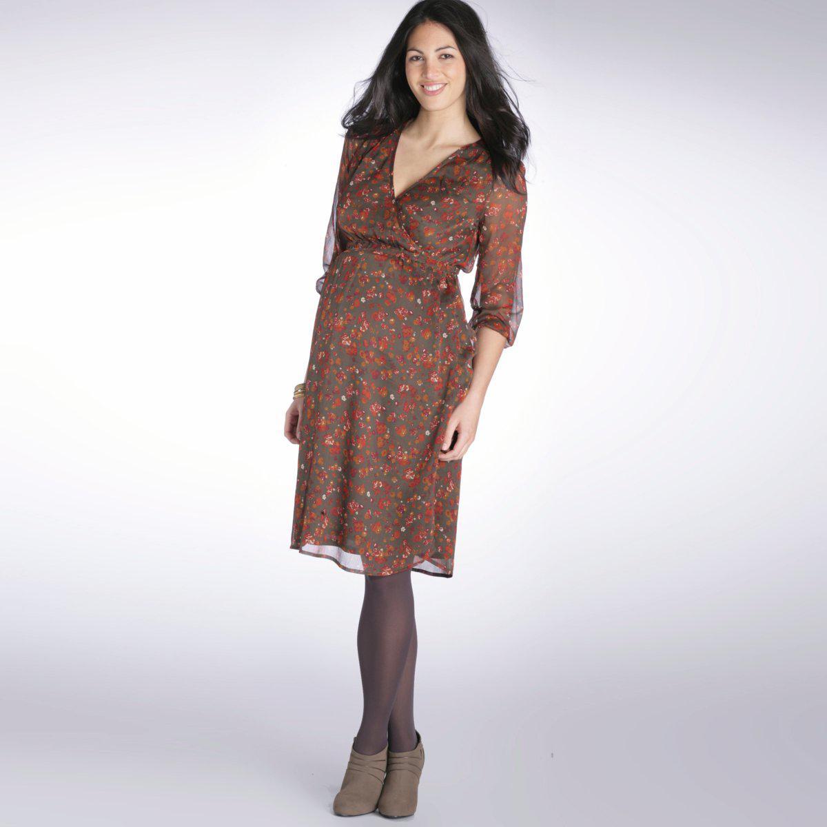 bradyna foremata 272 - Βραδυνα Φορεματα LaRedoute Χειμώνας 2012 Κωδ. 324205651