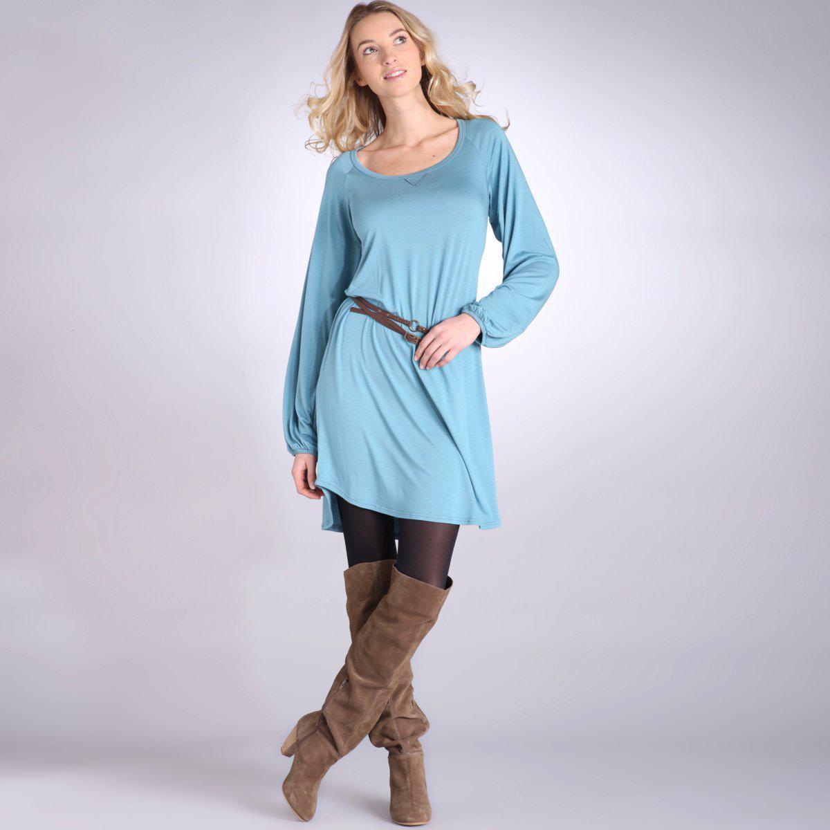 bradyna foremata 275 - Βραδυνα Φορεματα LaRedoute Χειμώνας 2012 Κωδ. 324205491