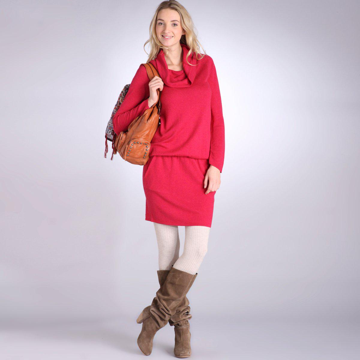 bradyna foremata 276 - Βραδυνα Φορεματα LaRedoute Χειμώνας 2012 Κωδ. 324205489