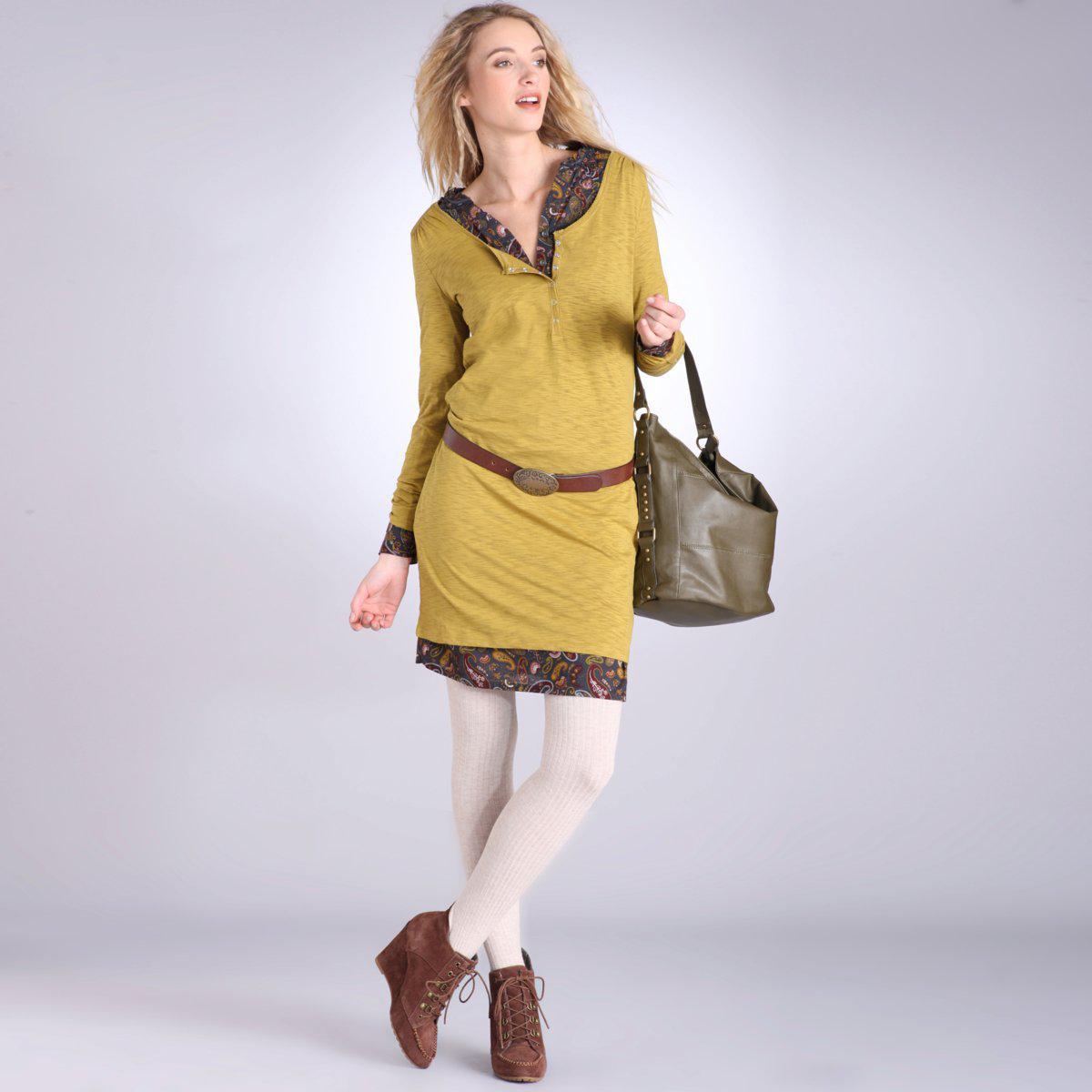 bradyna foremata 278 - Βραδυνα Φορεματα LaRedoute Χειμώνας 2012 Κωδ. 324205478
