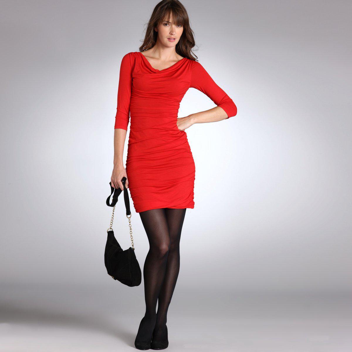 89c12d78183c Βραδυνα Φορεματα LaRedoute Χειμώνας 2012 Κωδ. 324202991