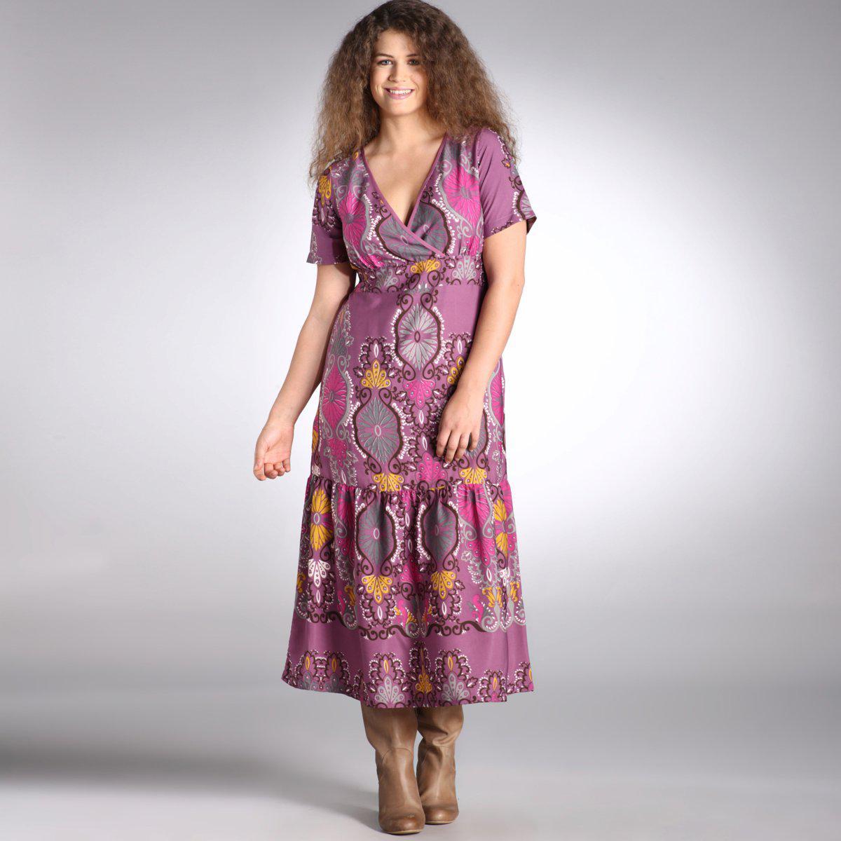 bradyna foremata 286 - Βραδυνα Φορεματα LaRedoute Χειμώνας 2012 Κωδ. 324210257
