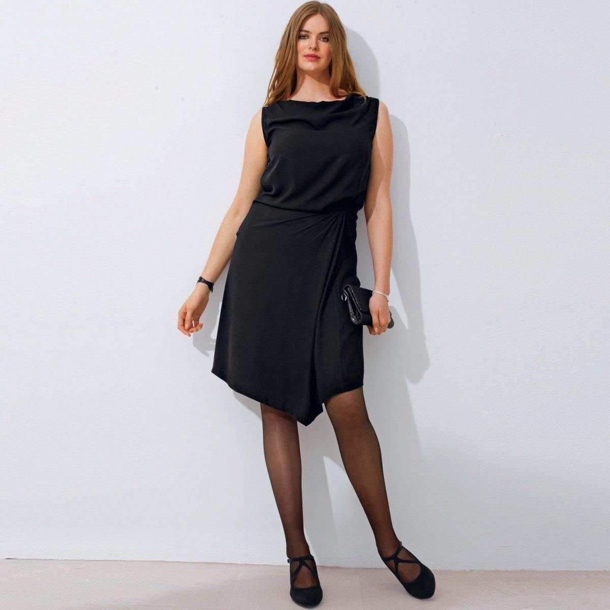 Какие платья идут девушкам с широкими бедрами фото