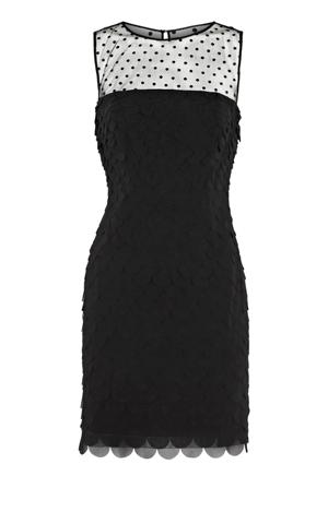 101DM19701 2 Φορέματα Karen Millen Φθινόπωρο Χειμώνας 2011 2012