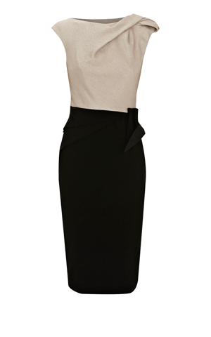 103DM06002 2 Φορέματα Karen Millen Φθινόπωρο Χειμώνας 2011 2012