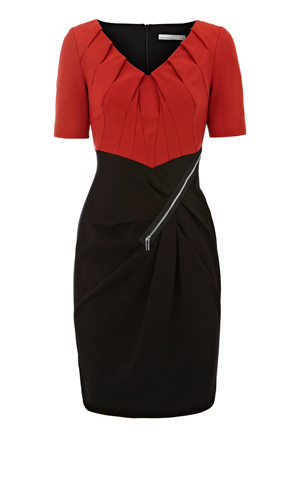 103DM12674 2 Φορέματα Karen Millen Φθινόπωρο Χειμώνας 2011 2012