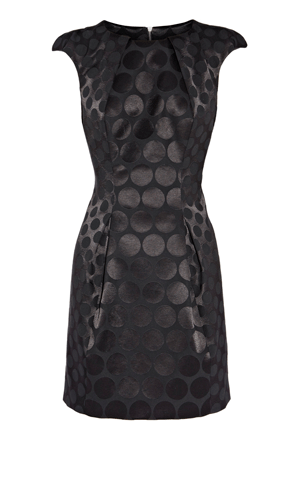 103DM16801 2 Φορέματα Karen Millen Φθινόπωρο Χειμώνας 2011 2012