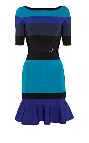 115KM15808 3 Φορέματα Karen Millen Φθινόπωρο Χειμώνας 2011 2012