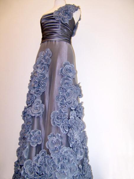 foremata 01 - Βραδινά φορέματα για γάμους από την Μελιτήνη