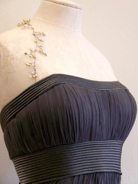 foremata 07 - Βραδινά φορέματα για γάμους από την Μελιτήνη