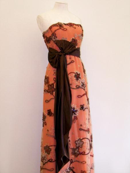 foremata 14 - Βραδινά φορέματα για γάμους από την Μελιτήνη