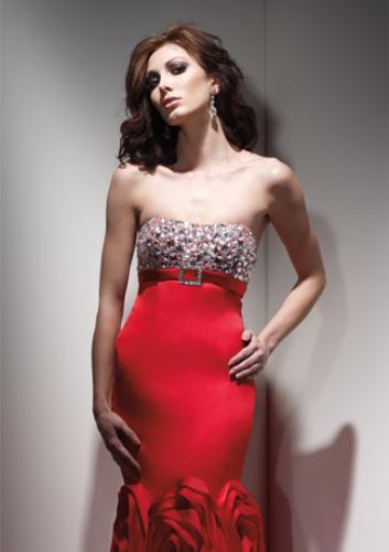 img1 - Φορέματα Claudine Συλλογή Φθινόπωρο Χειμώνας 2011 2012