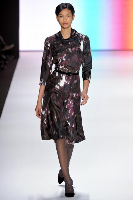 00140fullscreen1 - Carolina Herrera Φορέματα Συλλογή Φθινόπωρο Χειμώνας 2011 2012