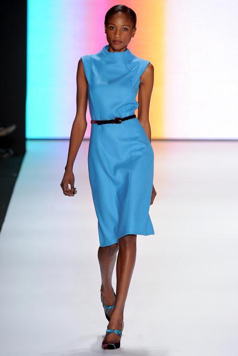 00270fullscreen1 - Carolina Herrera Φορέματα Συλλογή Φθινόπωρο Χειμώνας 2011 2012