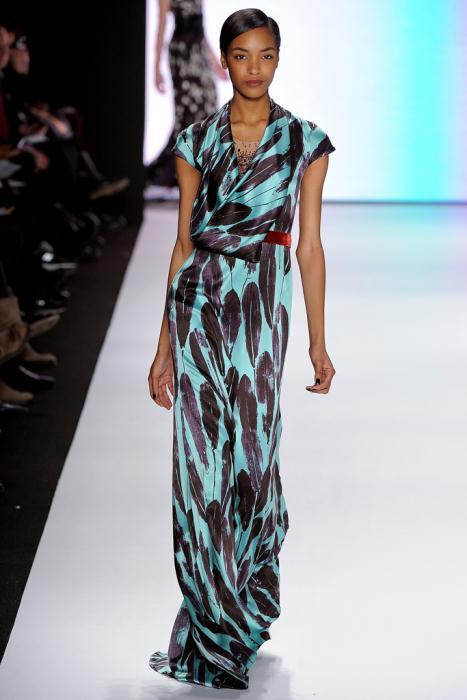 00300fullscreen1 - Carolina Herrera Φορέματα Συλλογή Φθινόπωρο Χειμώνας 2011 2012