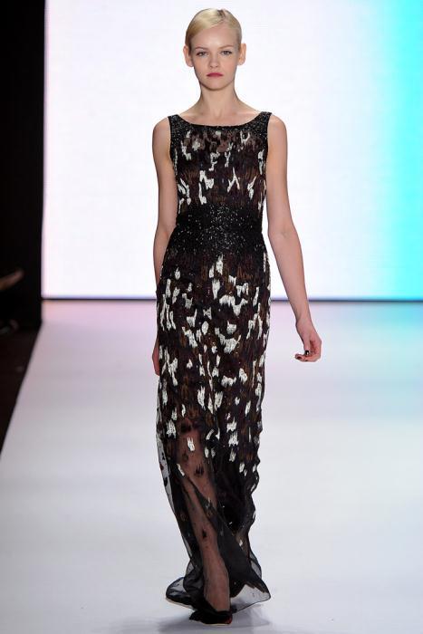 00310fullscreen2 - Carolina Herrera Φορέματα Συλλογή Φθινόπωρο Χειμώνας 2011 2012