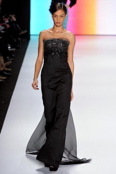 00320fullscreen - Carolina Herrera Φορέματα Συλλογή Φθινόπωρο Χειμώνας 2011 2012