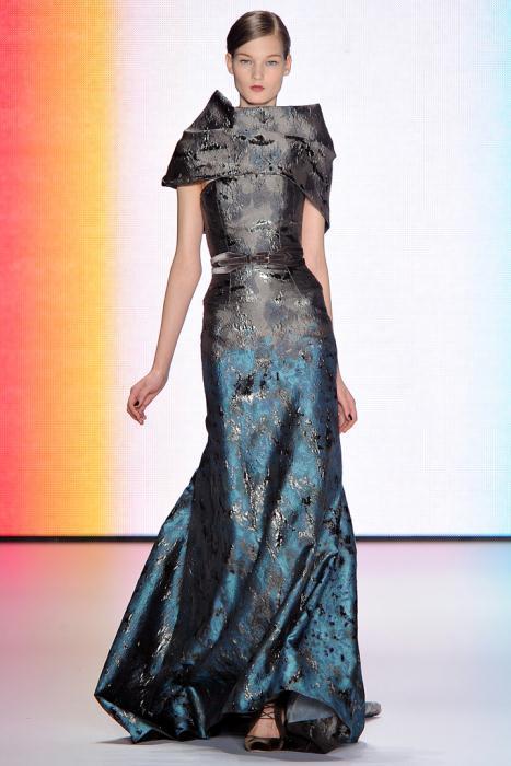 00340fullscreen1 - Carolina Herrera Φορέματα Συλλογή Φθινόπωρο Χειμώνας 2011 2012