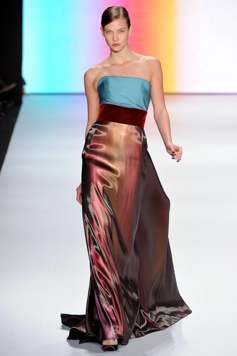 00360fullscreen - Carolina Herrera Φορέματα Συλλογή Φθινόπωρο Χειμώνας 2011 2012