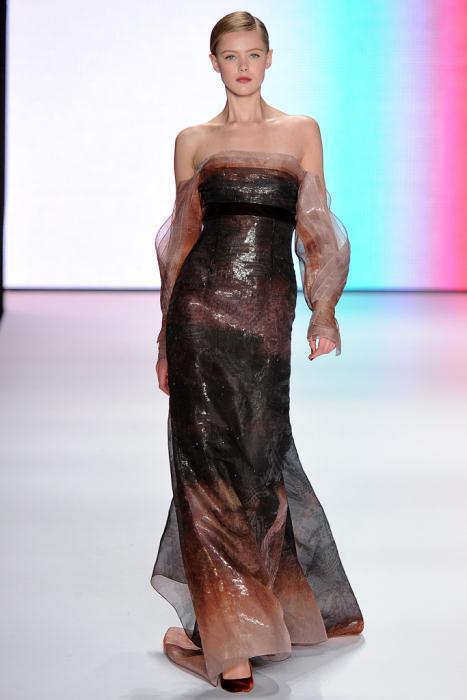 00400fullscreen - Carolina Herrera Φορέματα Συλλογή Φθινόπωρο Χειμώνας 2011 2012