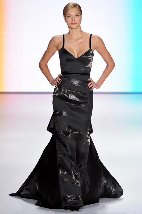 00410fullscreen - Carolina Herrera Φορέματα Συλλογή Φθινόπωρο Χειμώνας 2011 2012
