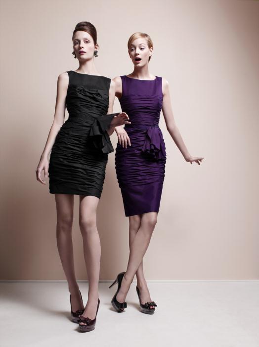 1400 collections AH2012 Look 28 Paule Ka Φορέματα διαχρονικά και κομψά