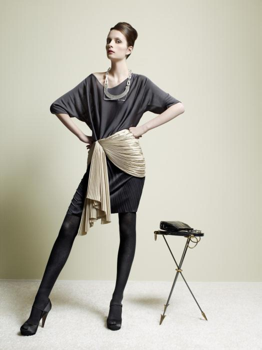 1400 collections AH2012 Look 73 Paule Ka Φορέματα διαχρονικά και κομψά
