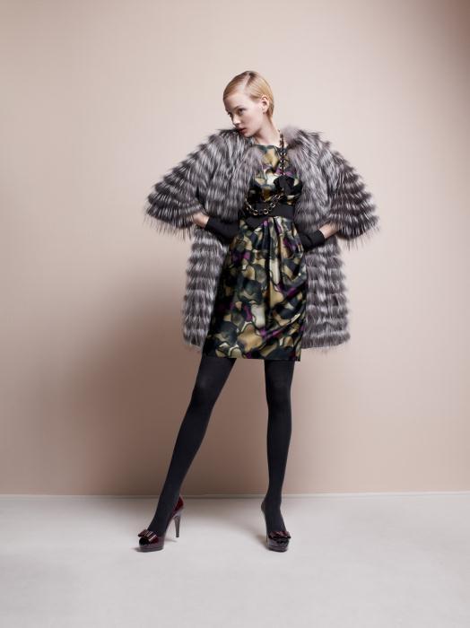 1400 collections AH2012 Look 74 Paule Ka Φορέματα διαχρονικά και κομψά