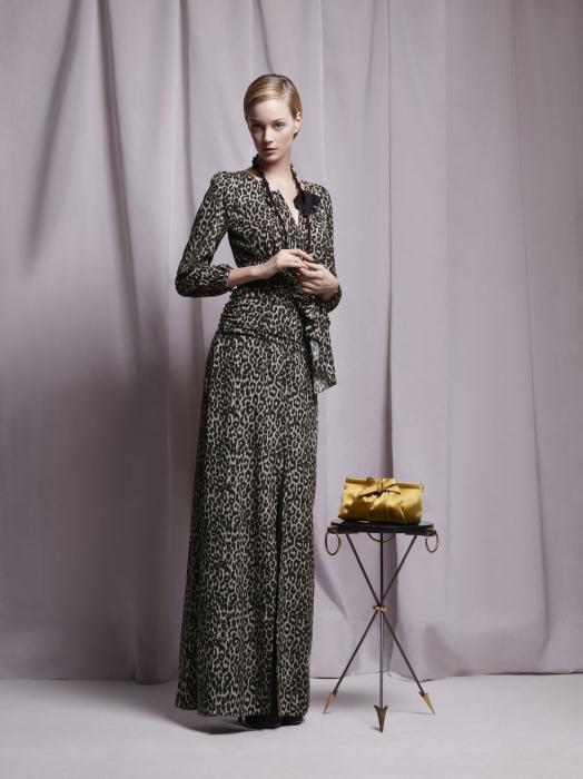 1400 collections AH2012 Look 76 Paule Ka Φορέματα διαχρονικά και κομψά