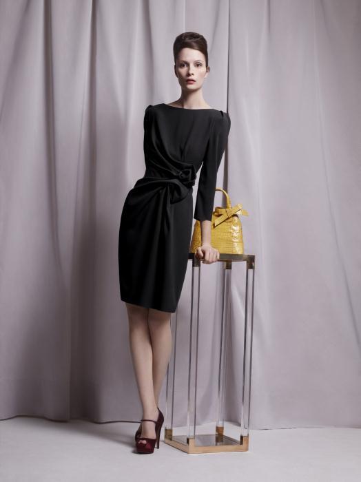 1400 collections AH2012 Look 78 Paule Ka Φορέματα διαχρονικά και κομψά