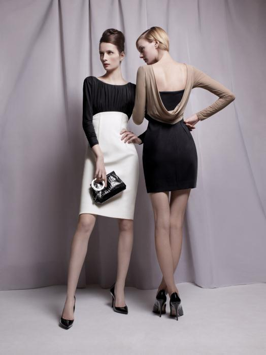 1400 collections AH2012 Look 79 Paule Ka Φορέματα διαχρονικά και κομψά