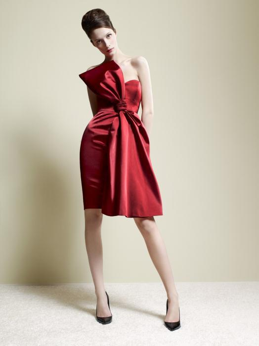1400 collections AH2012 Look 83 - Paule Ka Φορέματα διαχρονικά και κομψά