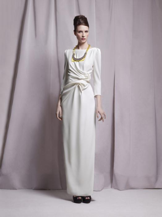 1400 collections AH2012 Look 84 Paule Ka Φορέματα διαχρονικά και κομψά