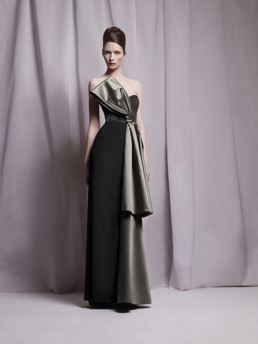 1400 collections AH2012 Look 85 Paule Ka Φορέματα διαχρονικά και κομψά