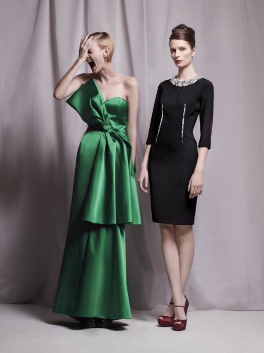 1400 collections AH2012 Look 86 - Paule Ka Φορέματα διαχρονικά και κομψά