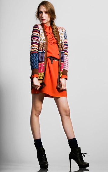 moschino - Love Moschino Φορέματα Φθινόπωρο Χειμώνας 2011 2012