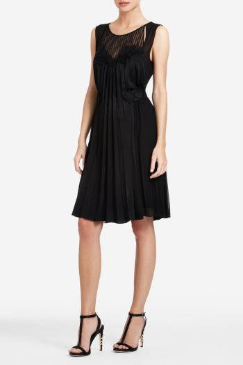 pBCBG1 10562035dt - BCBGMAXAZRIA Μαύρα φορέματα Φθινόπωρο Χειμώνας 2011 2012